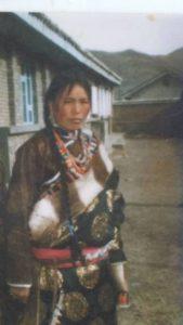 Rinpoche's mom