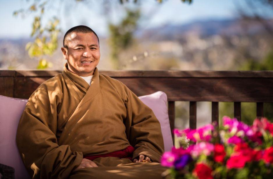 Tersar Yingrik Drubpa Rinpoche